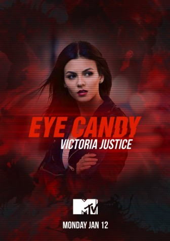 "Victoria Justice Stars in New TV Thriller ""Eye Candy"""