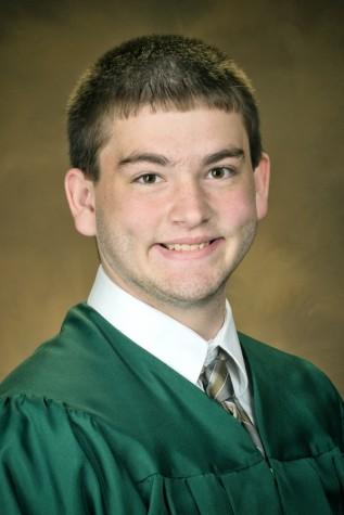 Senior Profile: Stevan Stricklin
