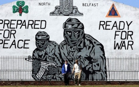 Fragmented Peace: Northern Ireland Seventeen Years Later