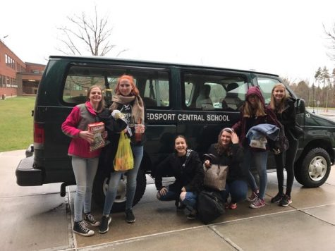 Weedsport Odyssey of the Mind Competes at State Competition