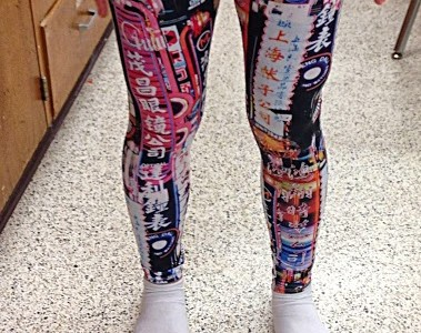 Are Yoga Pants Appropriate for School?