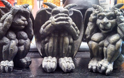 Gargoyles vs. Grotesque
