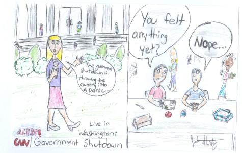 An Illustrative Look at the (Recently Ended) Government Shutdown