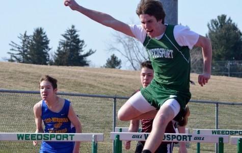 WHS Boys Track Team Continues to Improve While Chasing Legacy of Success