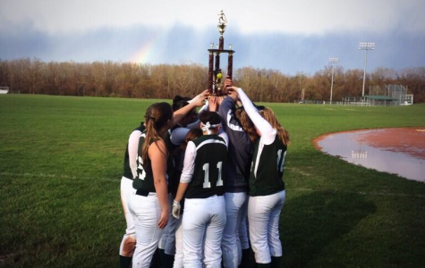 Girl's Softball Team Wins Cayuga County Tournament