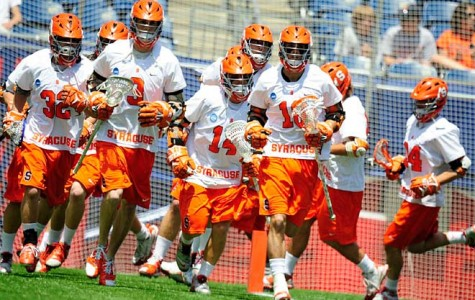 Syracuse Lacrosse Looking at a Very Successful Season