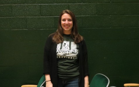 Weedsport Welcomes Promising New Chorus Teacher this Fall