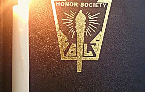 """NHS Induction Ceremony Challenges Students to """"Create a Ripple"""""""