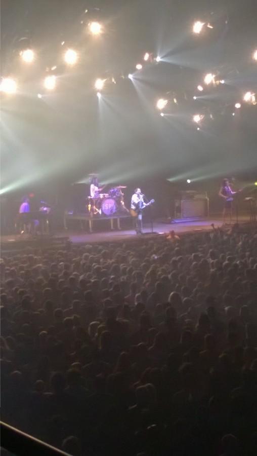 Spring Fling Concert Review