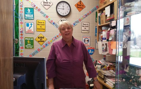 Ms. McNabb Appreciates the Support for Colon Cancer Foundation