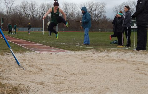 Track Meet in Pictures