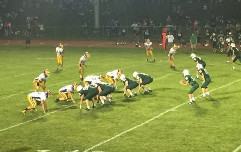Weedsport Football Takes Second Loss from Cato
