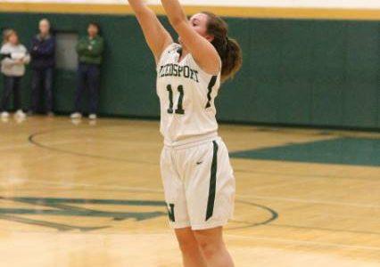 Weedsport Girls Basketball Defeats APW; Files Scores 1000 Points