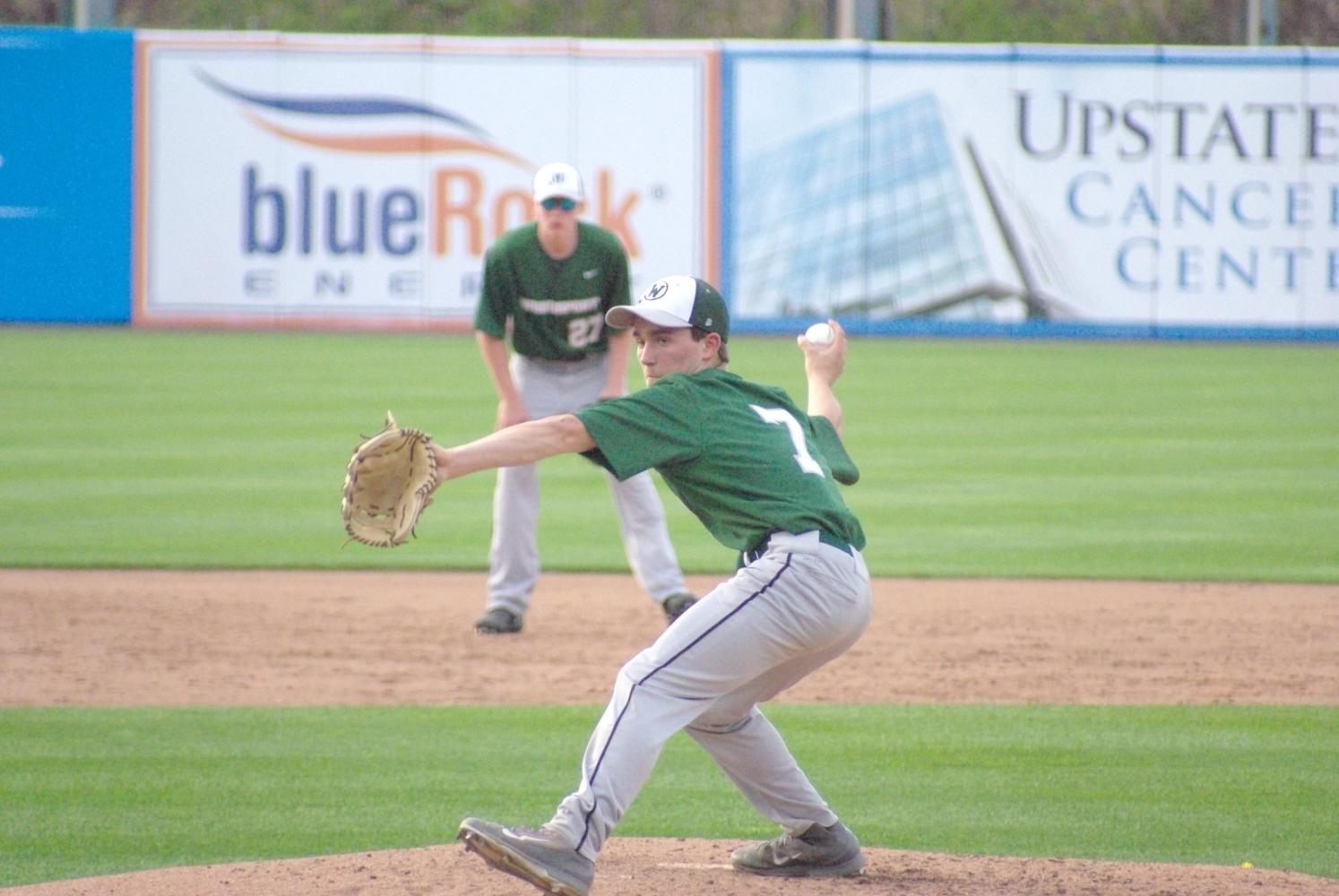 Weedsport Baseball Has Strong Start, But Falls Short