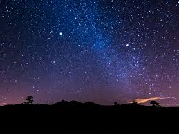 Sky in the Dark: An Original Poem