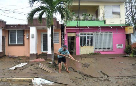 Hurricane Maria Felt All the Way in Weedsport