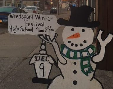 Weedsport Winter Festival Replaces Old Tyme Christmas