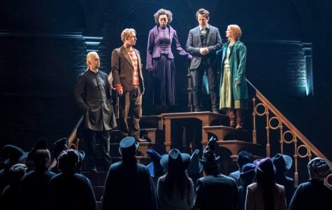 Cursed Child on the Way to Broadway