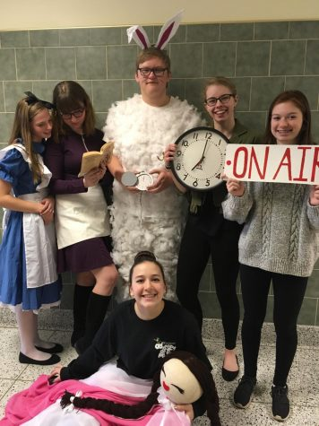 Weedsport's Odyssey of the Mind Teams Head to State Competition