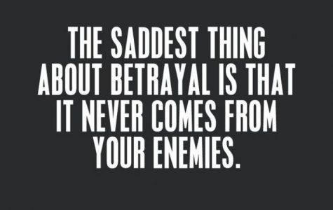 Betrayed: An Original Poem