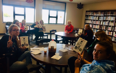 High School Book Club Starts The Year Off with The Hate U Give