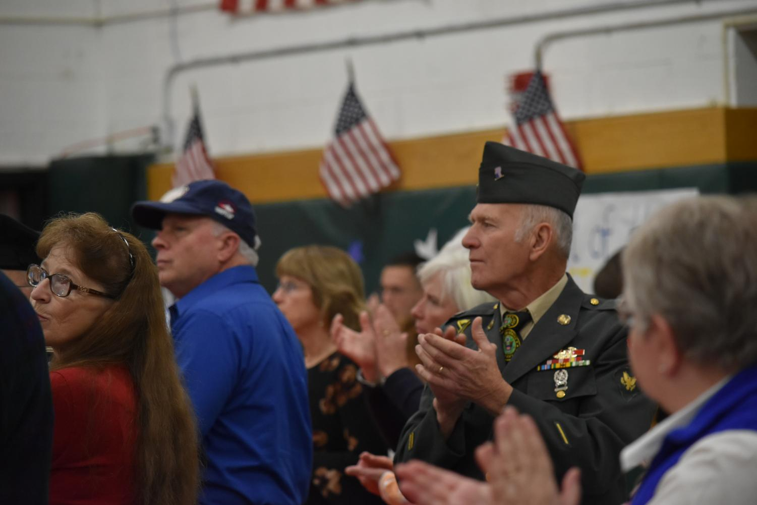 WHS+was+lucky+to+have+a+great+crowd+of+veterans+honoring+us+at+the+show.