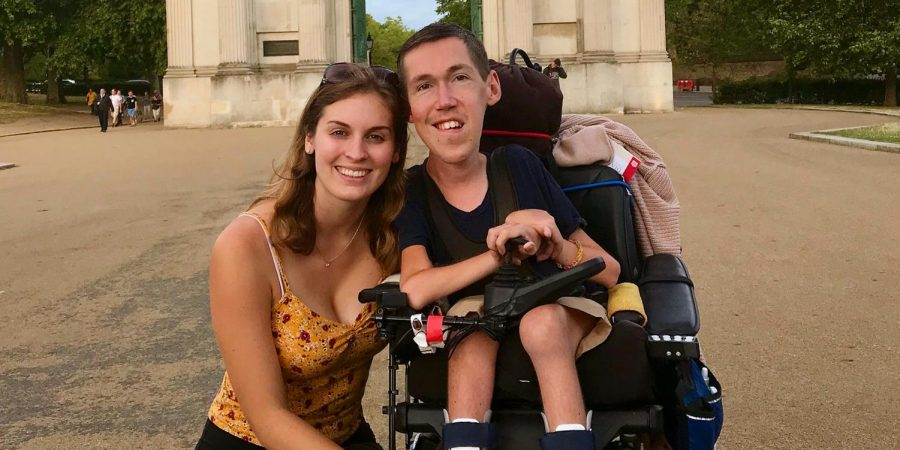 YouTuber Shane Burcaw Breaking Disability Stereotypes