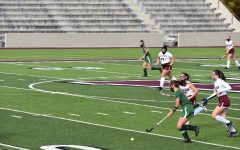 The Varsity Field Hockey Team recently faced Auburn, but fans were not in attendance.