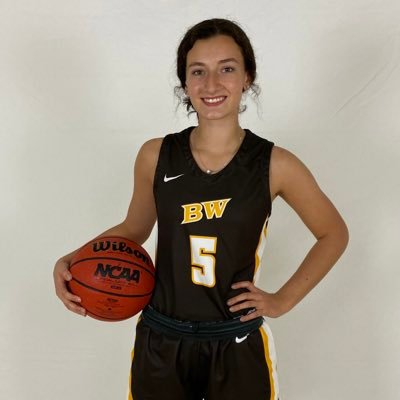 Suzie Nemec recently decided to attend Baldwin Wallace University in Berea, Ohio next year where she'll go to school and play basketball for the Yellow Jackets.