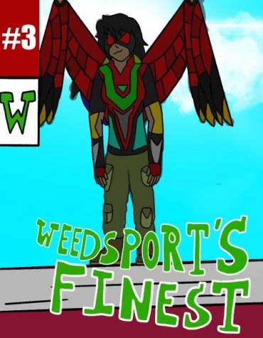 Weedsports Finest Issue #3